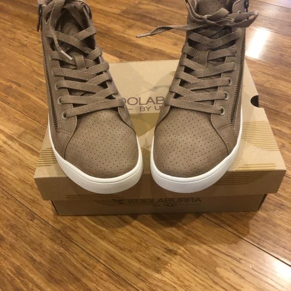 da01953415 Brand New Koolaburra Ugg High Top Sneaker size 8